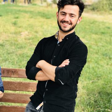 Ramyar Kamal's avatar