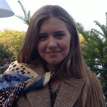 Оксана Кірякіна's avatar