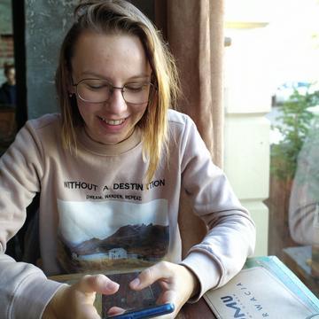 Ola Kamińska's avatar