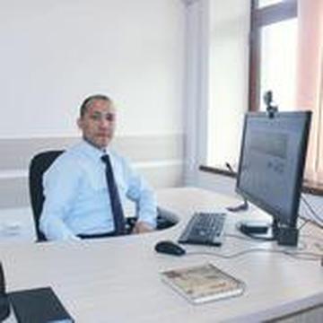 Tokhir Akhmedjanov's avatar