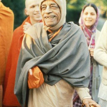 Hare Krishna's avatar