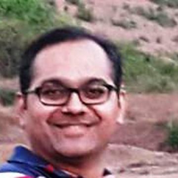 Amol Terkar's avatar