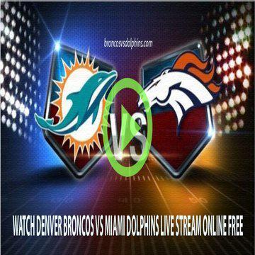 Broncos Vs Dolphins's avatar