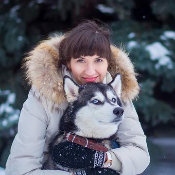 Alena Chernykh's avatar