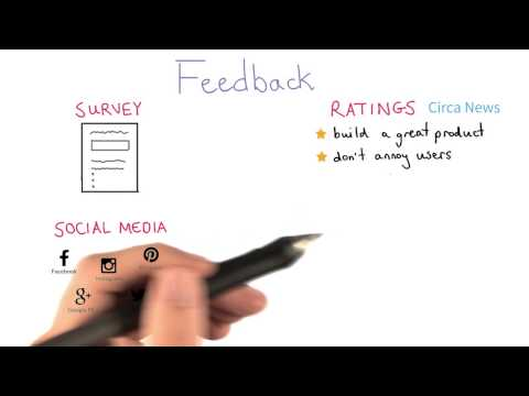 User Feedback and Ratings  UXUI Design  Product Design  Udacity thumbnail