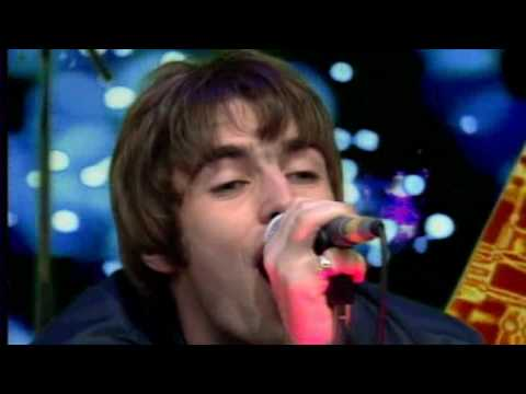 Oasis Tv Debut - Supersonic (Live The Word 1994) thumbnail