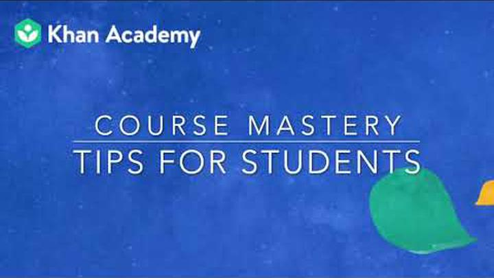 Course Mastery Tips for Students