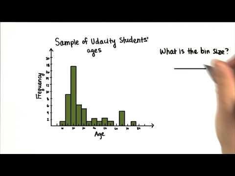 Find Bin Size - Intro to Descriptive Statistics thumbnail