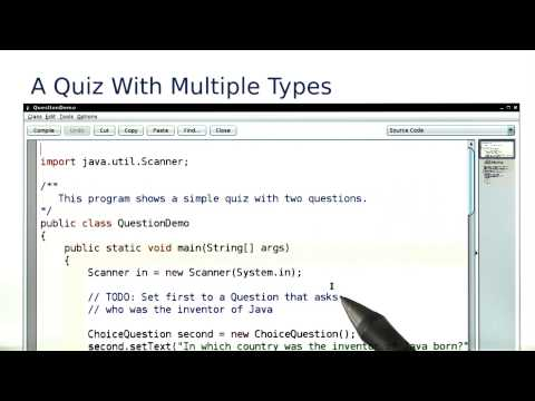 Can We Mix Question Types - Intro to Java Programming thumbnail