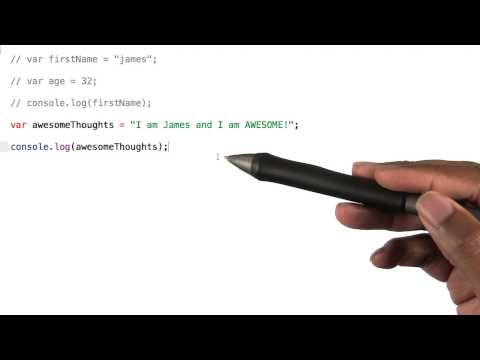 var Solution - JavaScript Basics thumbnail