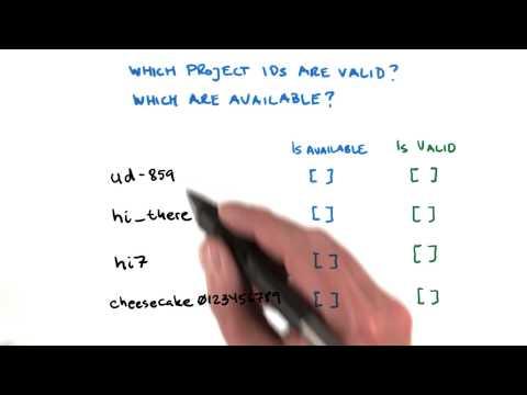 02-04 Valid AppEngine IDs thumbnail
