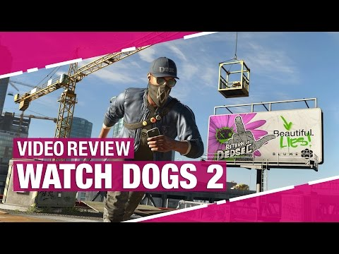 Watch Dogs 2 Review thumbnail