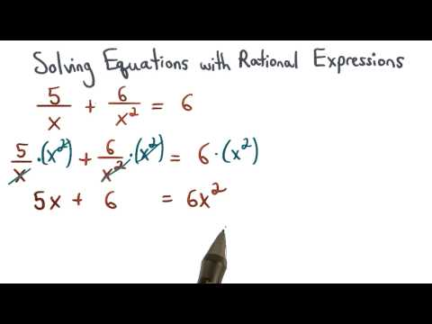 Factoring Quadratics for the Solution Set thumbnail