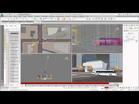 Revit Interoperability - Part 17 - Animating Cameras thumbnail