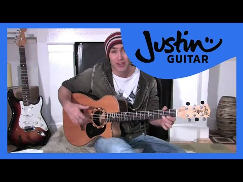 Applied Fingerstyle Patterns (Guitar Lesson BC-193) Guitar for beginners Stage 9  thumbnail