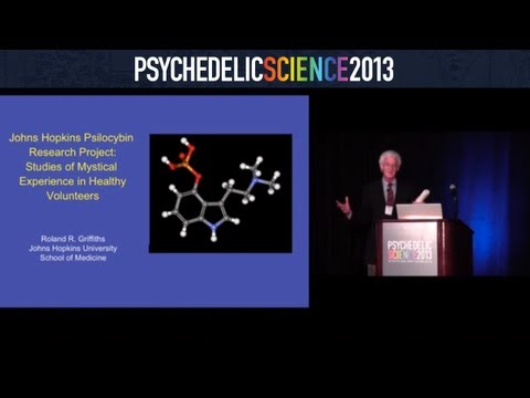Johns Hopkins Psilocybin Research Project - Roland Griffiths thumbnail