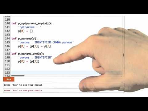 Parsing Javascript Statements Solution - Programming Languages thumbnail
