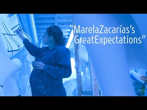 "Marela Zacarías's Great Expectations   ART21 ""New York Close Up"" thumbnail"