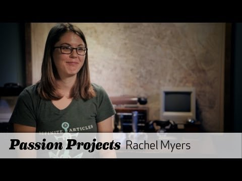GitHub Presents: Passion Projects • Rachel Myers (RailsBridge) thumbnail