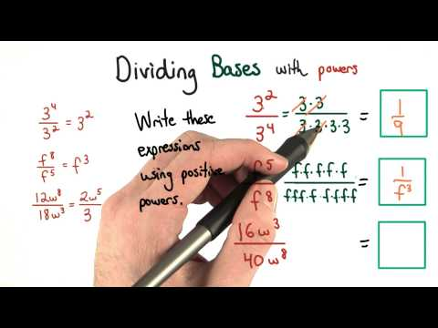 Dividing Bases Negative Powers - Visualizing Algebra thumbnail
