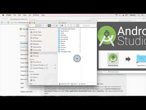 A Quick Tour of Android Studio thumbnail