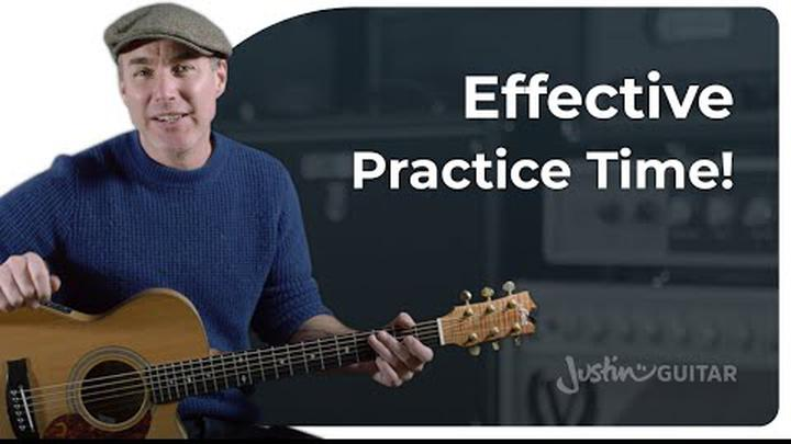 Guitar Practice Routines for Lesson 5 | JustinGuitar Beginner Course