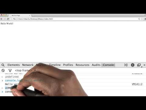 consolelog() - JavaScript Basics thumbnail