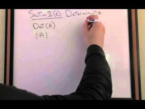 Matrix2.5Determinants1 thumbnail
