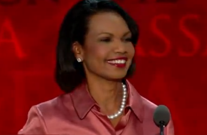 Former Sec. of State Condoleezza Rice: 'Hard Work Before Us At Home' thumbnail