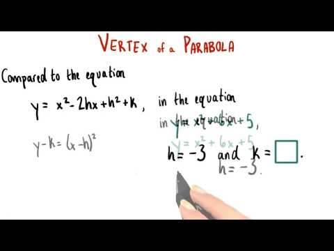 Identify k - College Algebra thumbnail