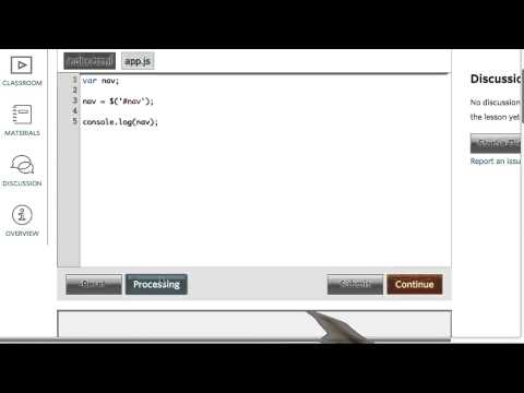 Select by IDs Solution - Intro to jQuery thumbnail