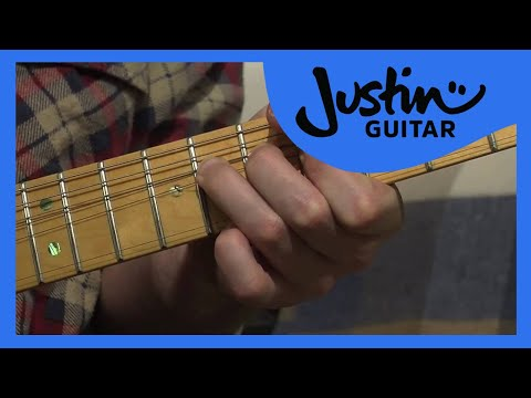 Lick #7: Return Of The Bend (Guitar Lesson LK-007) How to play thumbnail