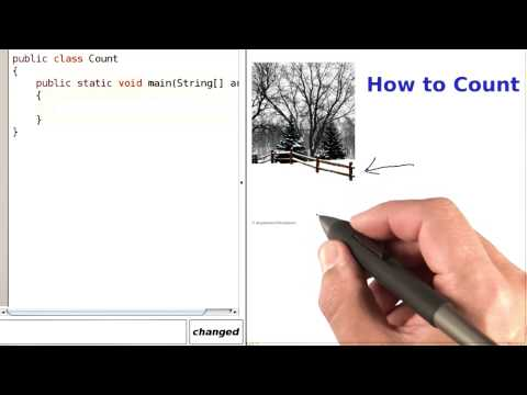 Counting Iterations - Intro to Java Programming thumbnail