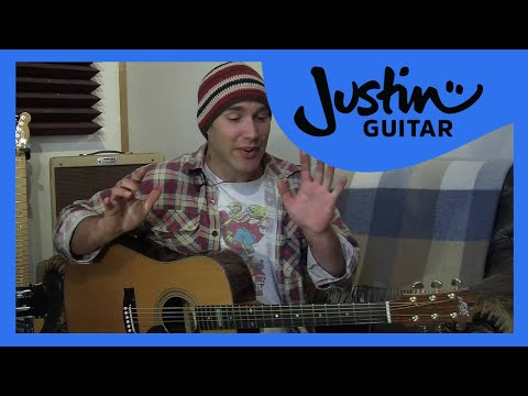 Intermediate Rhythm Guitar 1 (Guitar Lesson  IM-115) How to play IF Stage 1 thumbnail