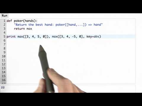 Understanding Max - Design of Computer Programs thumbnail