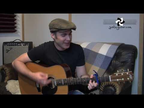 Feelin Alright - Joe Cocker (Easy Songs Beginner Guitar Lesson ST-521) How to play thumbnail