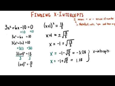 Separate Solution - College Algebra thumbnail