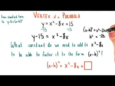 Choosing the Right Constant - College Algebra thumbnail