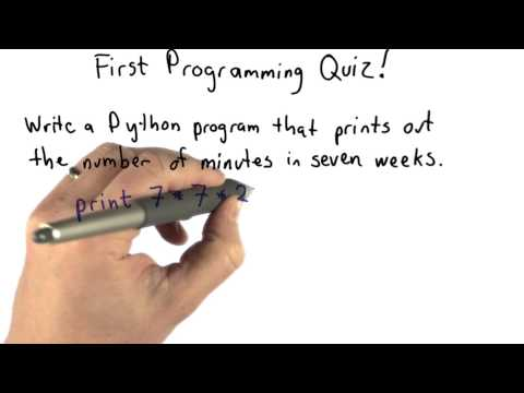 01-11 First Programming Quiz Solution thumbnail
