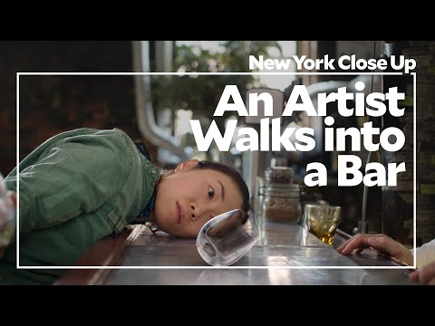 "Aki Sasamoto: An Artist Walks into a Bar | Art21 ""New York Close Up"" thumbnail"