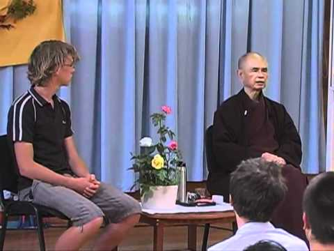 Q&A - Thich Nhat Hanh - Can you forgive everything and how? thumbnail