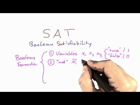 07-09 Boolean Satisfiability Problem thumbnail