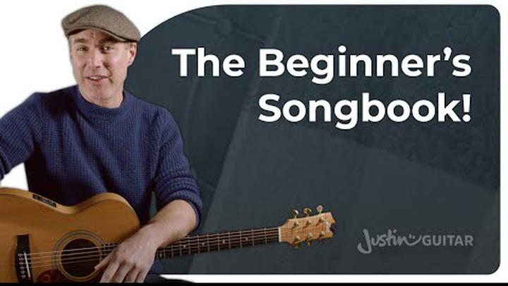 The BEST Guitar Songbook for Beginners!