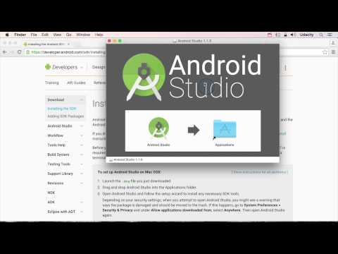 Install Android Studio thumbnail