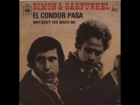 Simon & Garfunkel : El Condor Pasa (1970) thumbnail