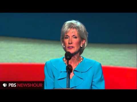 Watch HHS Secretary Kathleen Sebelius Talk President Obama and Health Care thumbnail