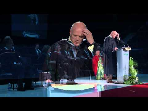 Convocation 2015 - Senator Vern White thumbnail