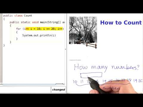 Asymmetric Bounds - Intro to Java Programming thumbnail