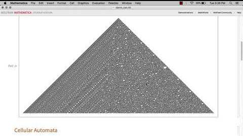 Demo: Cellular Automata thumbnail