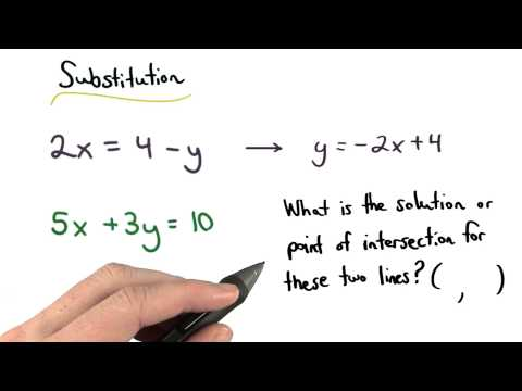 Substitution Method Math6 Lesson4.2 thumbnail